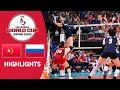 CHINA Vs RUSSIA Highlights Women39s Volleyball World Cup 2019