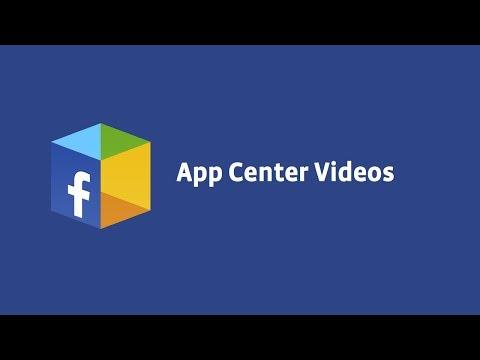 App Center videos