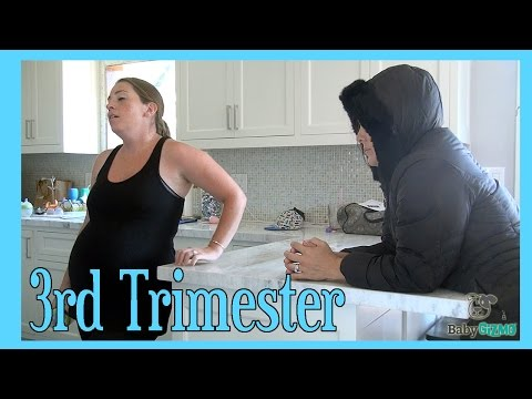 You Know You Are in Your 3rd Trimester When...