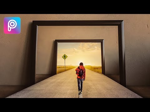 Picsart Editing Tutorial | How to Make Illustration Art in PicsArt | Best Picsart Editing Tutorials