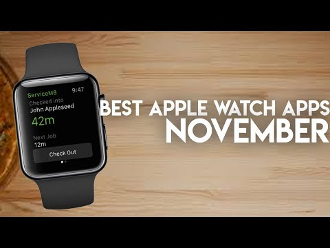 Best Apps For Apple Watch - November