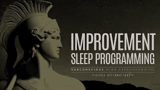 I am Improving Sleep Programming | Subconscious Mind Reprogramming with Subliminals