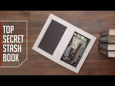 Make Your Own Stash Book