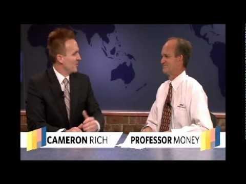Salary Negotiations - Cameron Rich interviews MBA Negotiations Professor - Bruce Money
