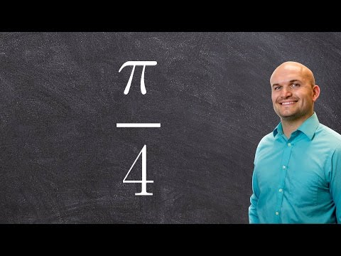 Finding complementary and supplementary angles using radians - Free Math Help Videos