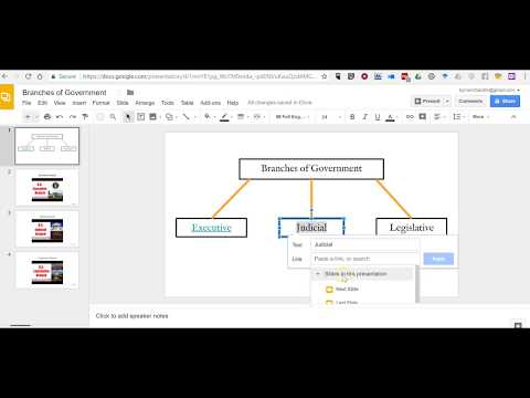 How to Create an Interactive Diagram in Google Slides