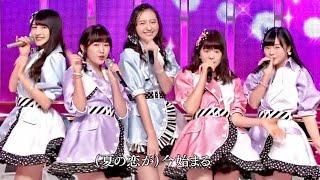 【Full HD 60fps】 HKT48 12秒 (2015.05.04) 5th Single