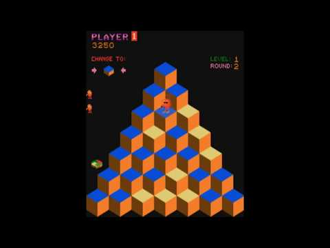 Hugbox Arcade April - Q*Bert