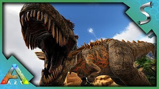TAMING A GLITCHED OUT SPERM WHALE! - Ark: Jurassic Park [E13]