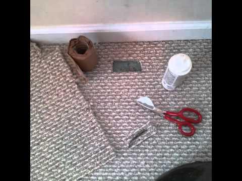 4 Common Berber Carpet Repairs