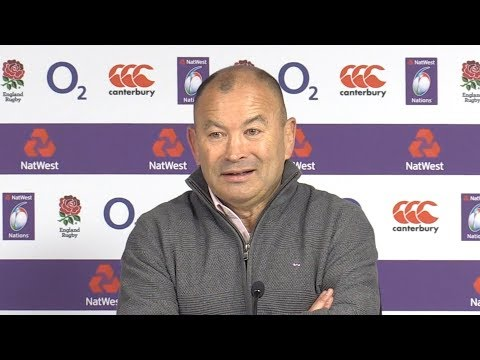 England v Ireland - Eddie Jones Post Match Press Conference - Six Nations