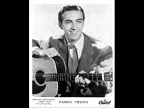 Faron Young - You're The Angel On My Christmas Tree