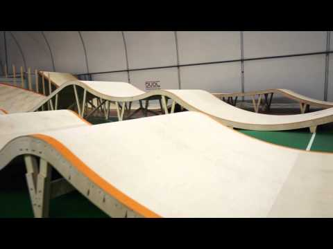ВМХАШКА: BMX RACE TRACK CHECK WITH FREESTYLE RIDERS