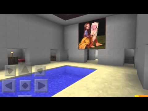 Roman House In Minecraft