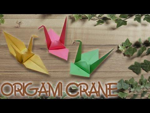 Origami Easy - Origami Crane