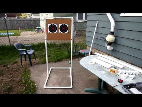 Cheap Portable Target Stands