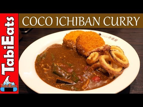COCO CURRY IS AWESOME (Best Curry Restaurant in Japan!