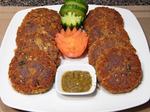 Shami Kabab/شامی کباب