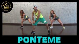 PONTEME JENN MOREL | ZUMBA FITNESS | Andrea stella choreo dance