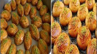 #x202b;حلوى الشكارباره التركية سهلة و سريعةsekerpare#x202c;lrm;