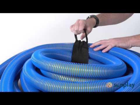 Pool Vacuum Hose Ultra Handle
