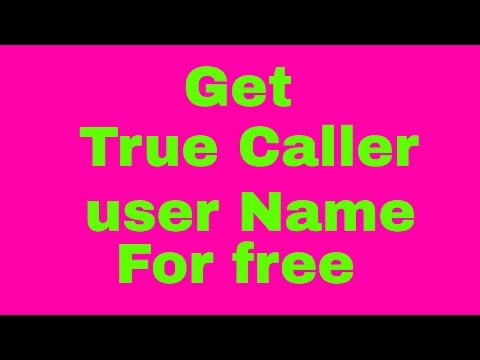 find true caller name from number for free special online offer
