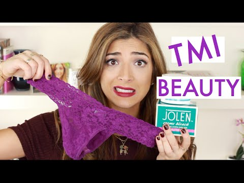 Unspoken Beauty Q&A - Excess Hair, Underwear, Tampons & More! #TMITALK | Amelia Liana