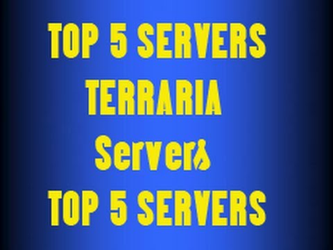 Terraria Servers 24/7 Online JOIN NOW ITS SOO FUN