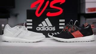 Heskicks on Twitter: adidas #AlphaBOUNCE (Bounce vs Boost