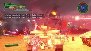 Edf Earth Defense Force 4.1 Online Mission 92 Battle To The Death [strafe Plan C] Inferno