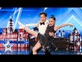 Meet Dazzling Dancing Duo Lexie And Christopher  Auditions  Bgt 2018 mp3