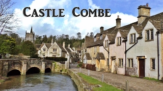 Castle Combe - Warhorse, The Wolfman, Stardust and Dr Dolittle Movie Location