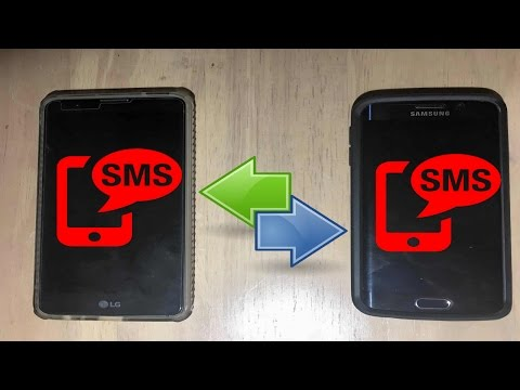 How to Backup and Recover SMS Text Messages from old to new phone (HD)