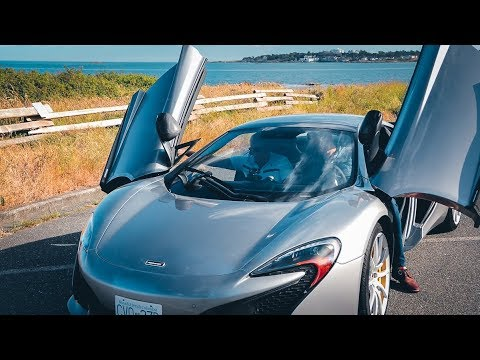 McLaren Insanity - Rides with a Realtor | Episode 3