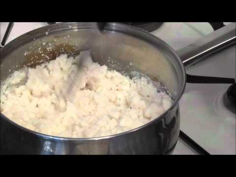 How to make Krummel Pap