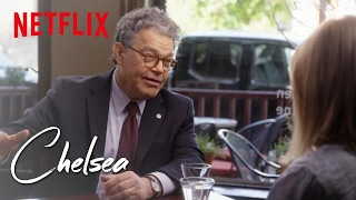 Sen. Al Franken on Leaving Comedy for Politics (Full Interview) | Chelsea | Netflix