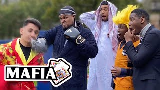FUNNIEST MAFIA GAME Ft. AnEsonGib (BOXING FORFEIT)