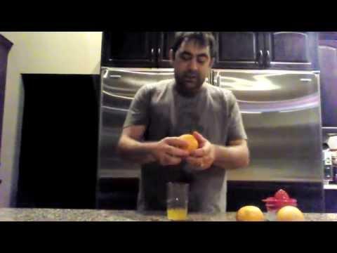 LIFE HACK- Orange Juice Concentrate