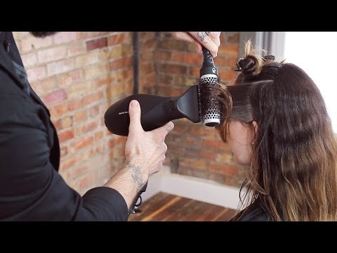 When, Why & How To Use a Boar Bristle Brush or Thermal Round Brush