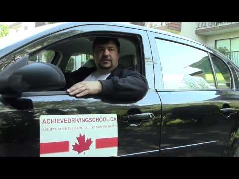 TIPS TO PASS THE  ROAD TEST Surrey BC,Abbotsford BC,Langley BC