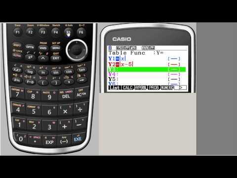 10 Absolute value funcs Casio fx CG10 Prizm