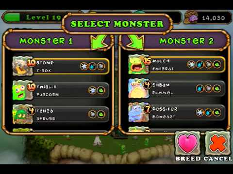How to get ghazt in My Singing Monsters