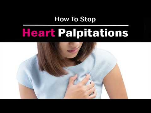 How To Get Rid of Heart Palpitations - Healthoic