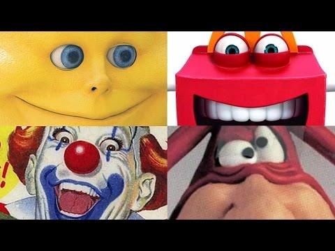 Top 16 Most WTF Product Mascots