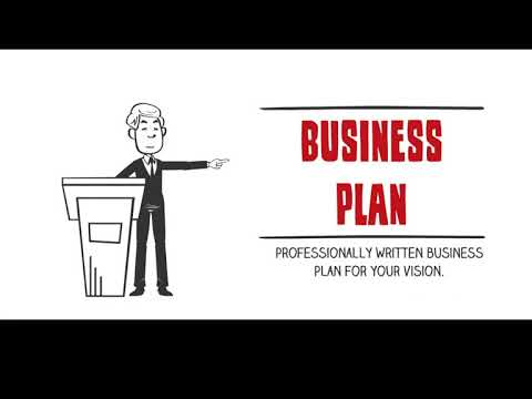 Make an investor attractive business plan