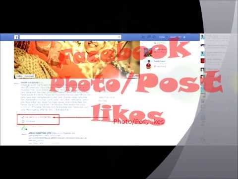 Increase Facebook Votes, Photo/Post likes/