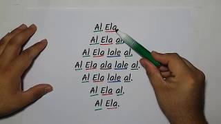 Download 1.Sınıf E-L-A Sesleri Hızlı Okuma Çalışması-Yardımcı Öğretmen Video