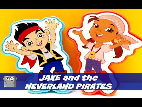 JAKE AND THE NEVERLAND PIRATES Treasure Creations Play-Doh Set