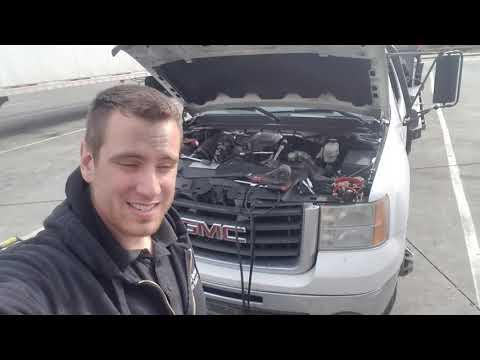 Serpentine Drive Belt 01-18 6.6 liter Duramax Diesel Replacement