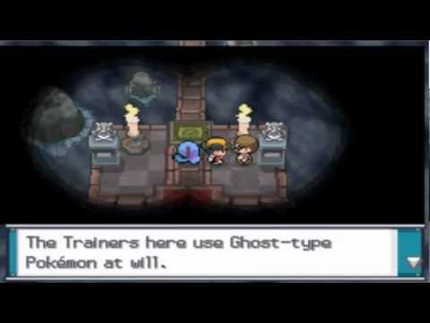Pokemon Soul Silver Part 10 Alex Vs Morty and HM03 Surf
